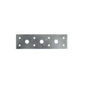PLACA PERFORATA 3/40X100MM (5/10.5MM)