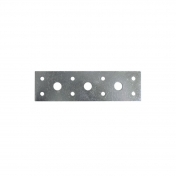 PLACA PERFORATA 3/40X140MM (5/10.5MM)